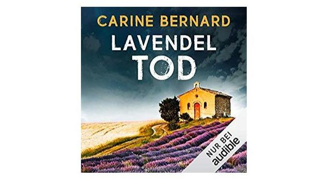 Lavendel-Mord als Hörbuch