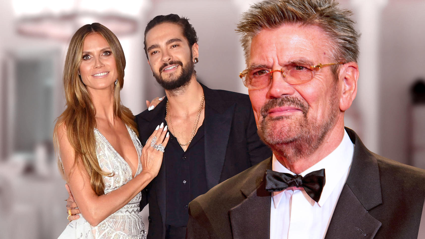 Livebericht Zur Hochzeit Von Heidi Klum Und Tom Kaulitz