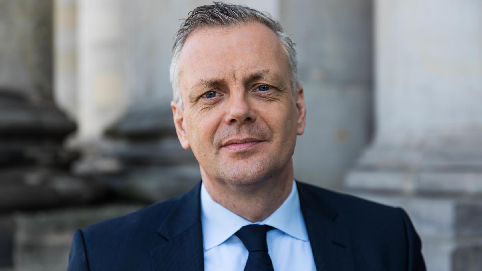 RTL-Reporter Christian Wilp