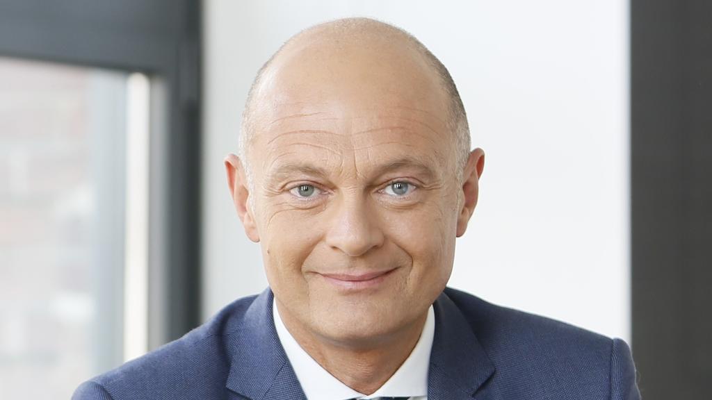 Ulrich Reitz, Leiter der n-tv-Wirtschaftsredaktion