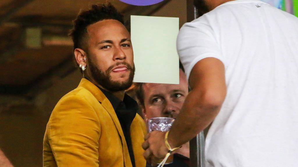 Brazil vs. Argentina BELO HORIZONTE, MG - 02.07.2019: BRAZIL VS. ARGENTINA - Neymar was present during a match between Brazil and Argentina, valid for the semifinal of Copa America 2019, held on Tuesday (02) at the Estßdio do Mineirão in Belo Horizon