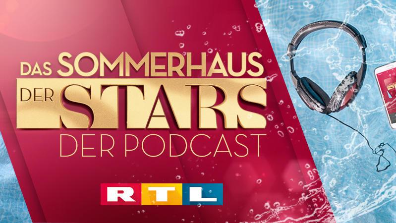 """Auch zur 5. Staffel von """"Das Sommerhaus der Stars"""" gibt es den AUDIO NOW-Podcast mit Martin Tietjen und Anredo."""