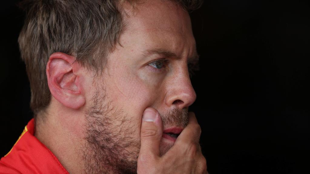 Sport Bilder des Tages Photo4 / LaPresse 12/07/2019 Silverstone, England Grand Prix Formula One England 2019 In the pic: free practice 2, Sebastian Vettel (GER) Scuderia Ferrari SF90 PUBLICATIONxINxGERxSUIxAUTxONLY Copyright: xPhoto4/LaPressex