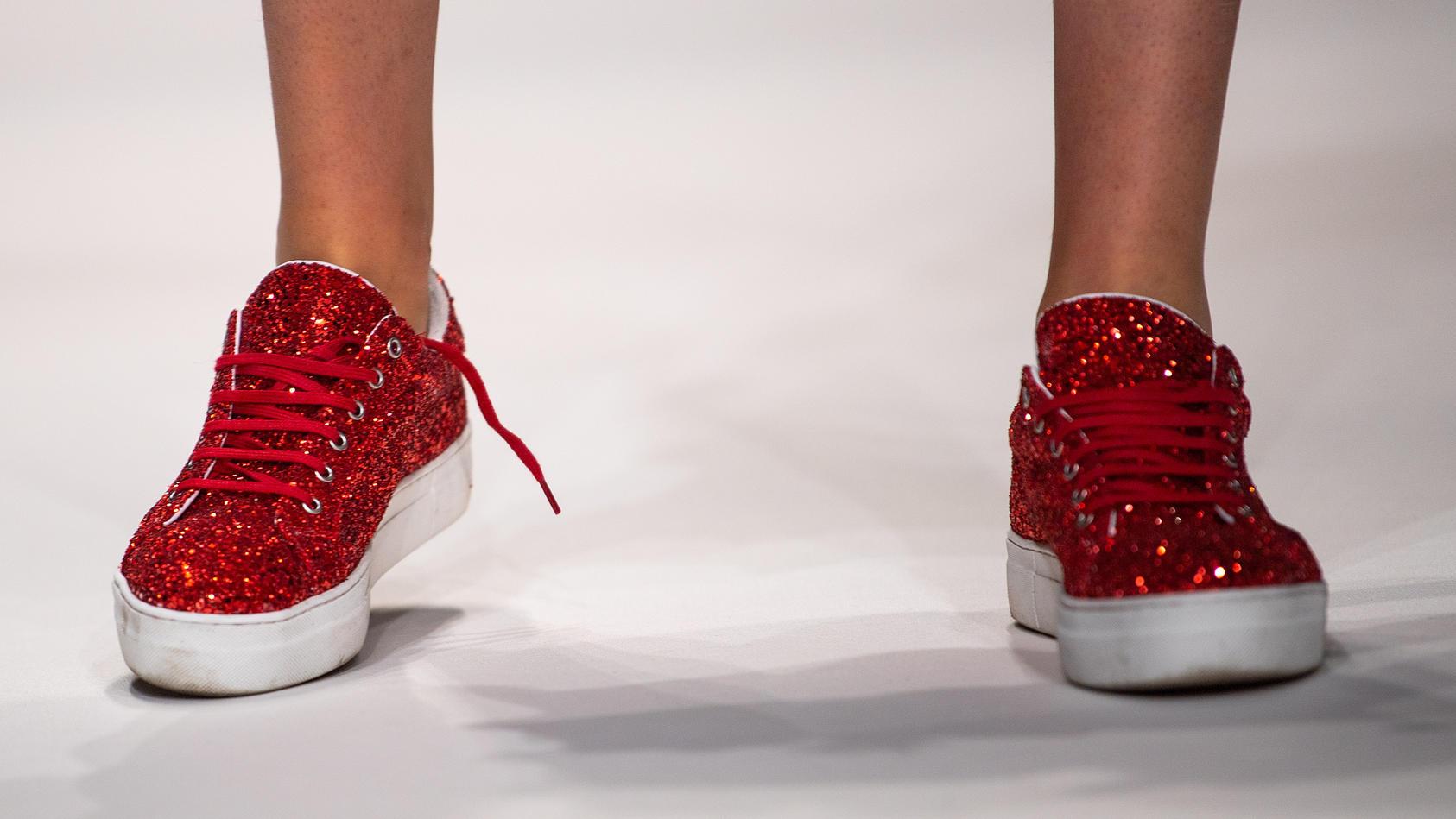 Trendschuh Sneaker