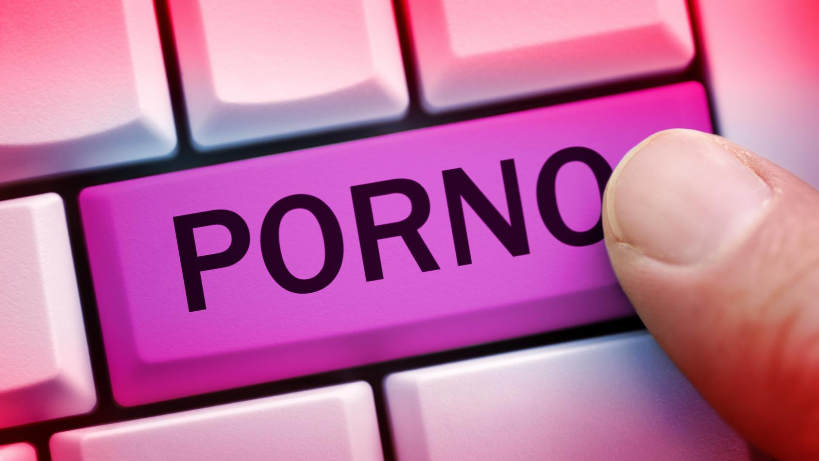 Jeder, der auf Pornoseiten surft, hinterlässt dort seine Daten.