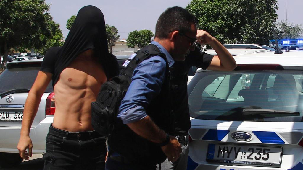 Festnahme in Ayia Napa