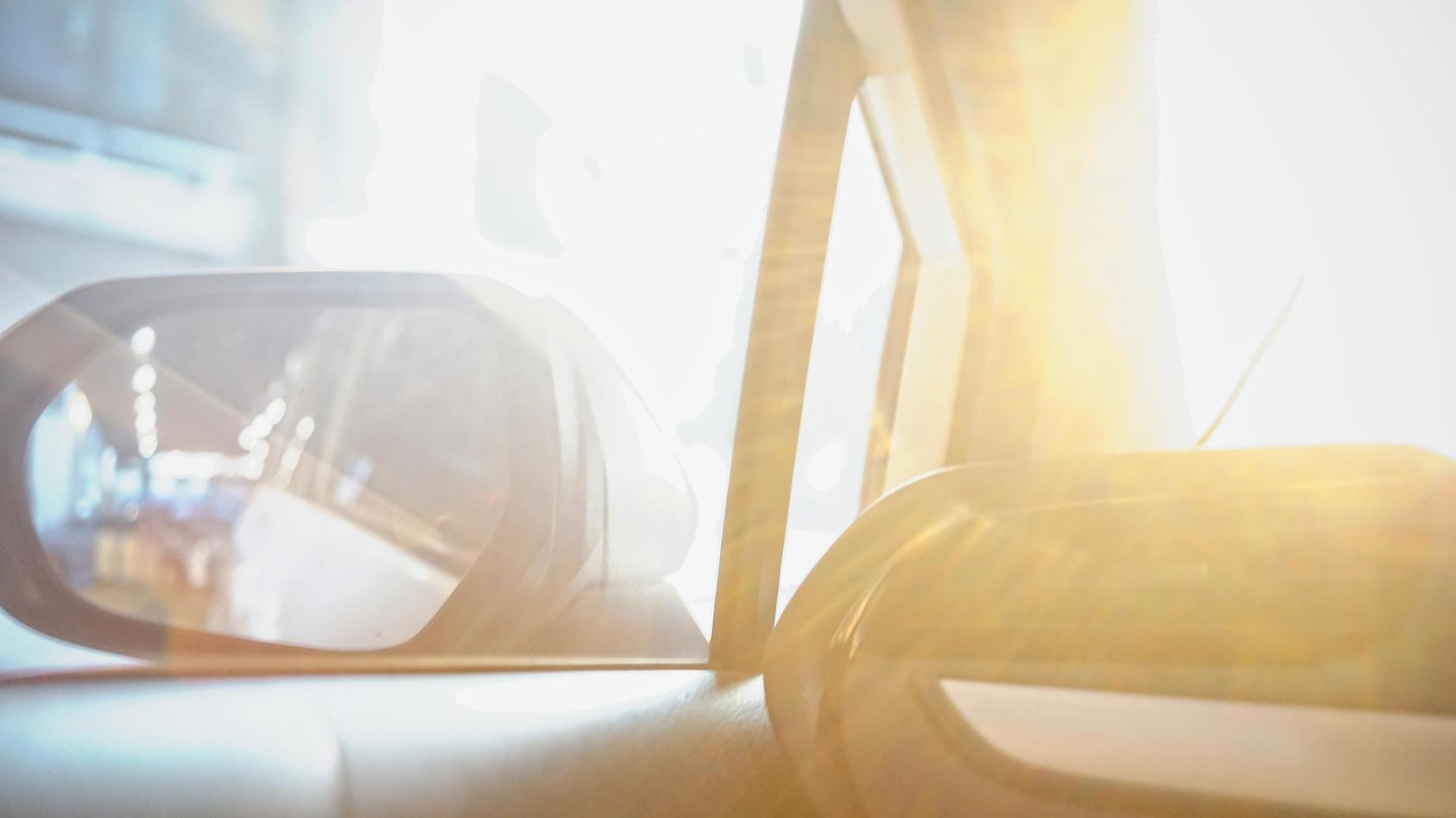 Motivbild Hitze im Auto