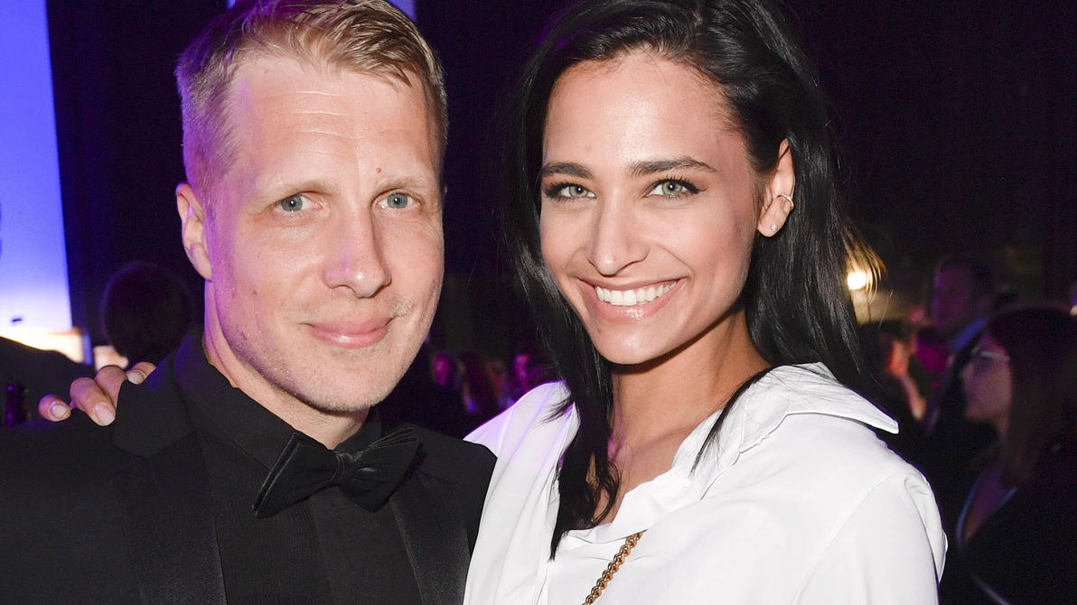 Oliver Pocher und Amira Aly haben am Samstag auf den Malediven geheiratet.