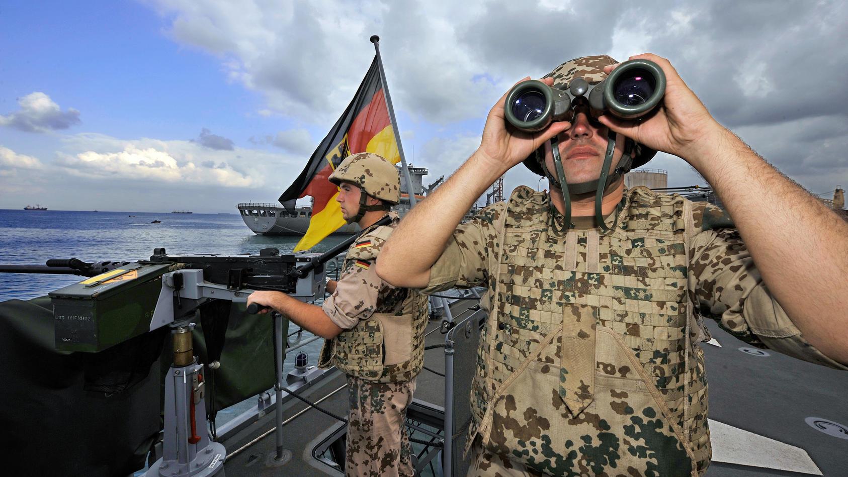 USA bitten Deutschland um Beteiligung an Hormus-Mission.