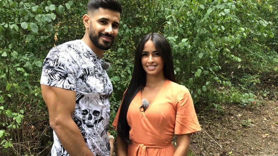 Mudi und Nathalia möchten es in der Zukunft gemeinsam miteinander versuchen.