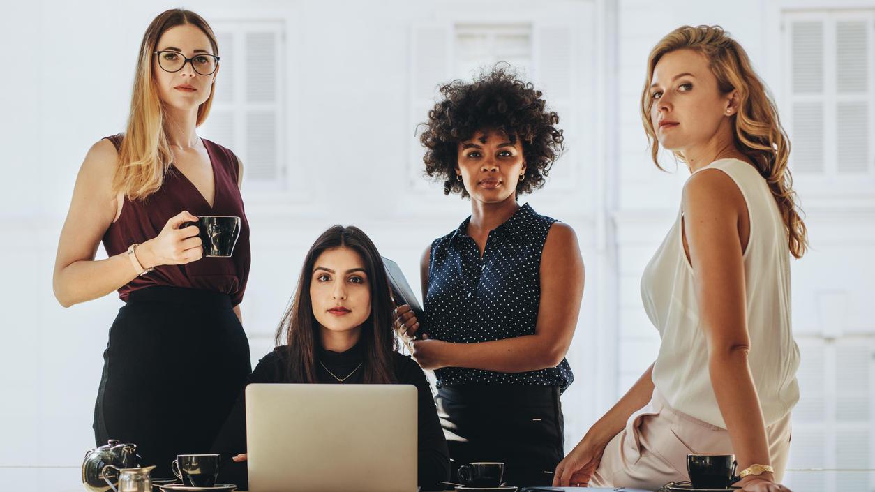 Mehr Frauen in Führungspositionen.