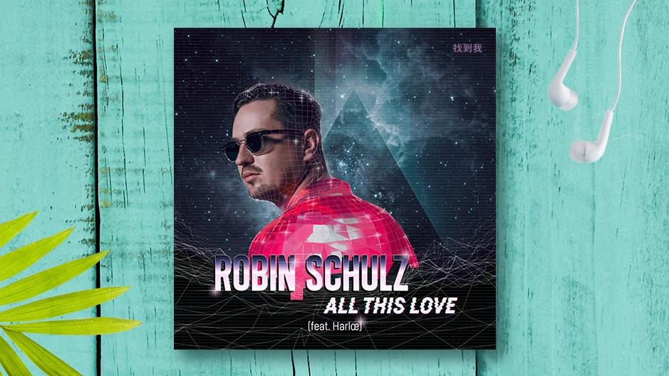 """""""Paradise Hotel""""-Titelsong  """"All This Love"""" von Robin Schulz"""