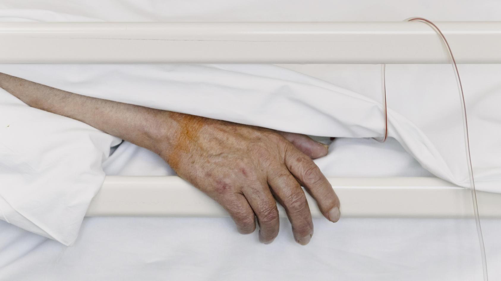 Geriatrische Medizin behandelt die speziellen Erkrankungen alter Patientinnen und Patienten