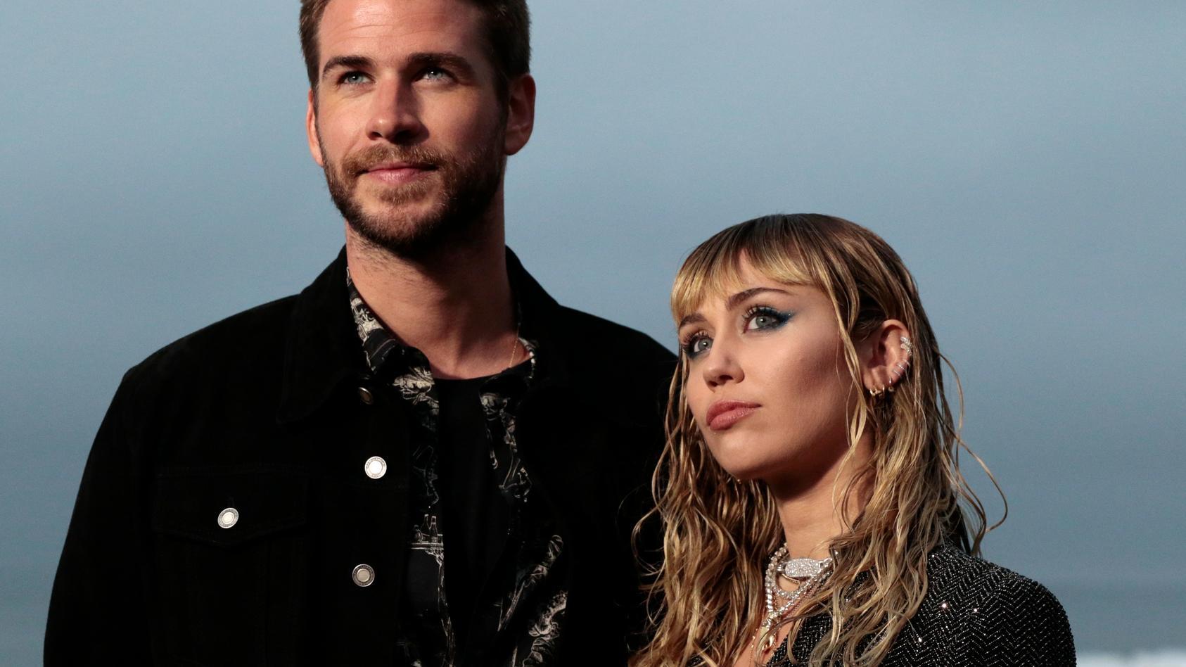 Liam Hemsworth und Miley Cyrus lernten sich 2009 kennen