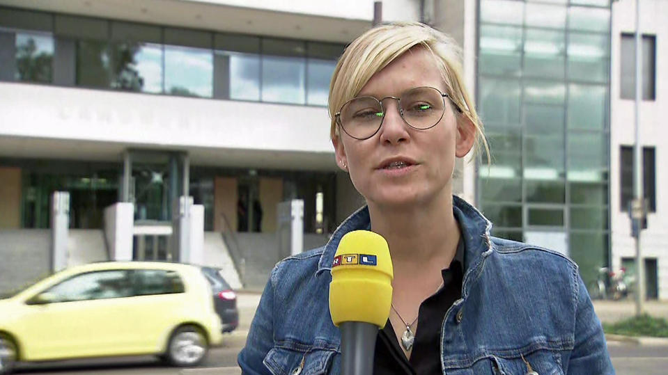RTL-Reporterin Anne Schneemälcher