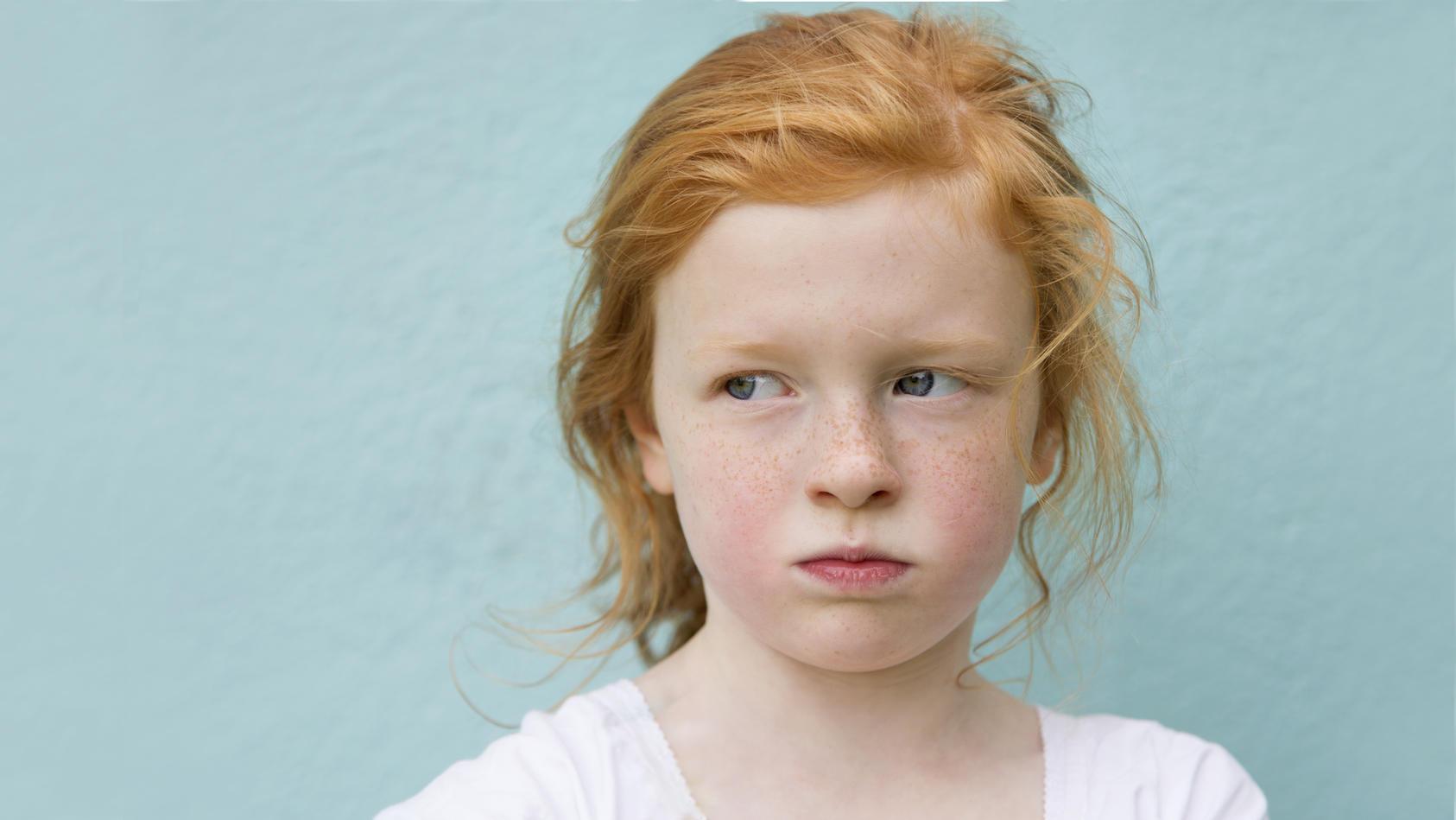 Ein Casting-Aufruf für eine Milka-Werbung sorgt für Wirbel. Werden rothaarige Kinder damit diskriminiert?