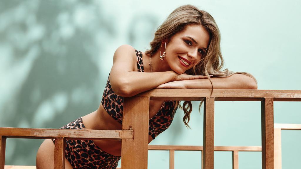 "Janine Christin sucht bei ""Bachelor in Paradise"" die große Liebe."