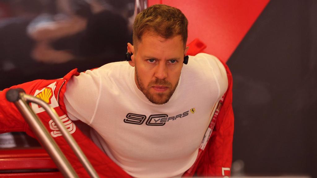 Photo4 / LaPresse 04/08/2019 Budapest, Hungary Grand Prix Formula One Hungary 2019 In the pic: Sebastian Vettel (GER) Scuderia Ferrari SF90 PUBLICATIONxINxGERxSUIxAUTxONLY Copyright: xPhoto4/LaPressex