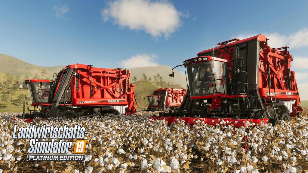 Seit Jahren sehr beliebt: Der Landwirtschafts-Simulator.