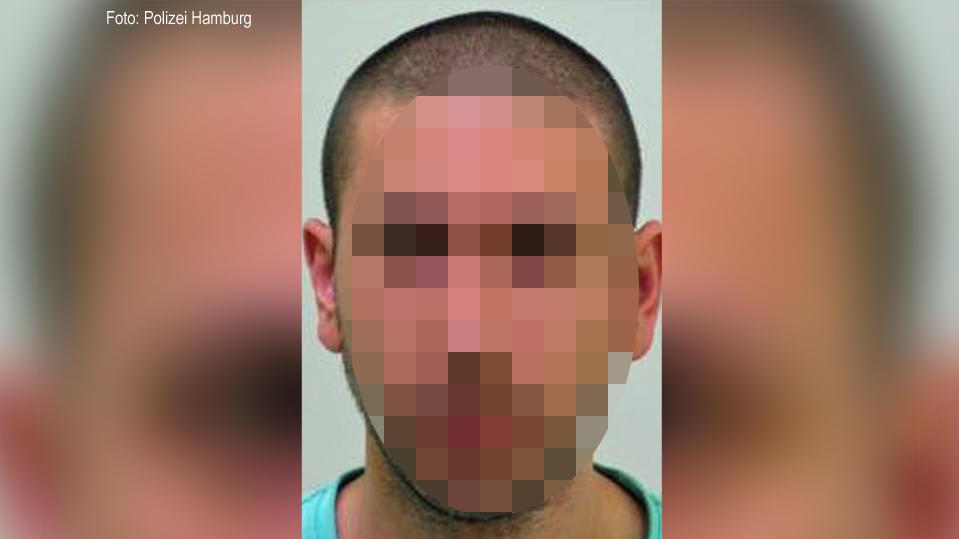 In Hamburg geflohener mutmaßlicher Sexualstraftäter in Berlin gefasst