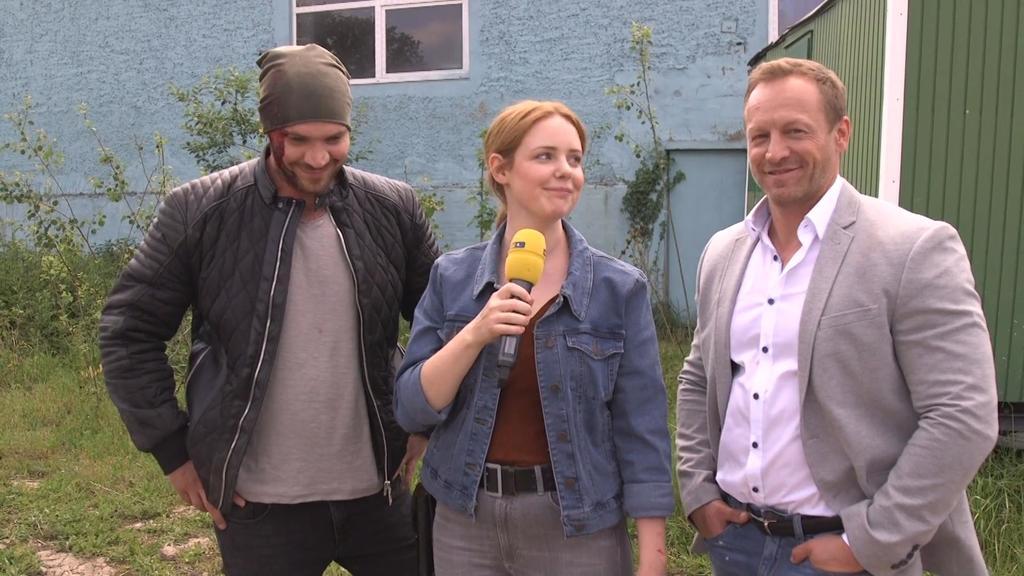 GZSZ: Behind the Scenes mit Patrick Heinrich, Olivia Marei und Markus Ertelt