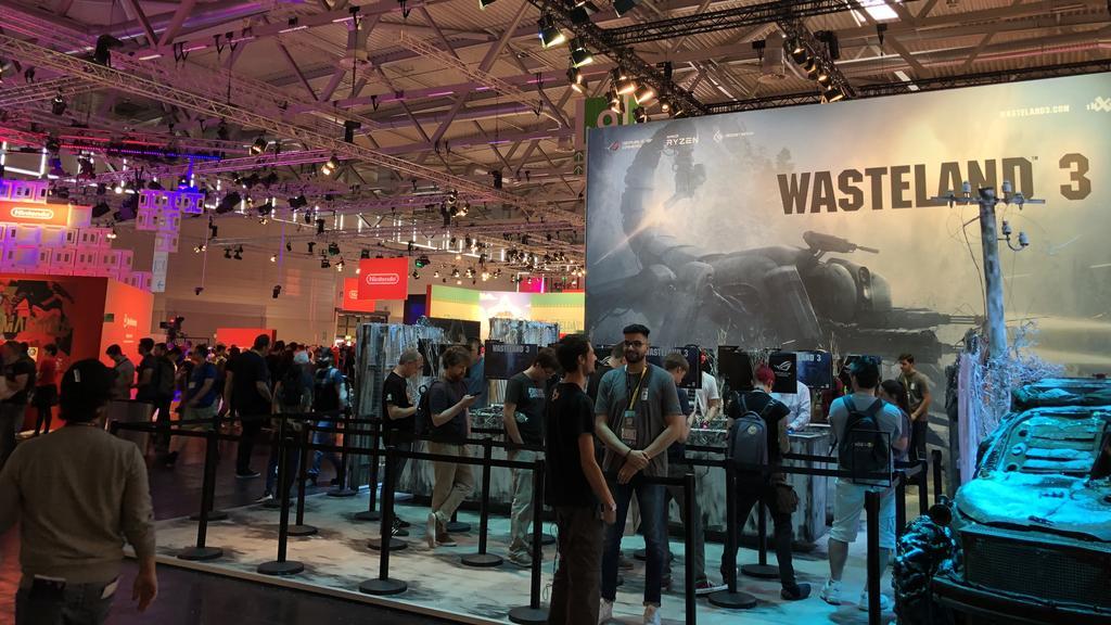"""""""Wasteland 3"""" wird auf der Gamescom 2019 vorgestellt."""