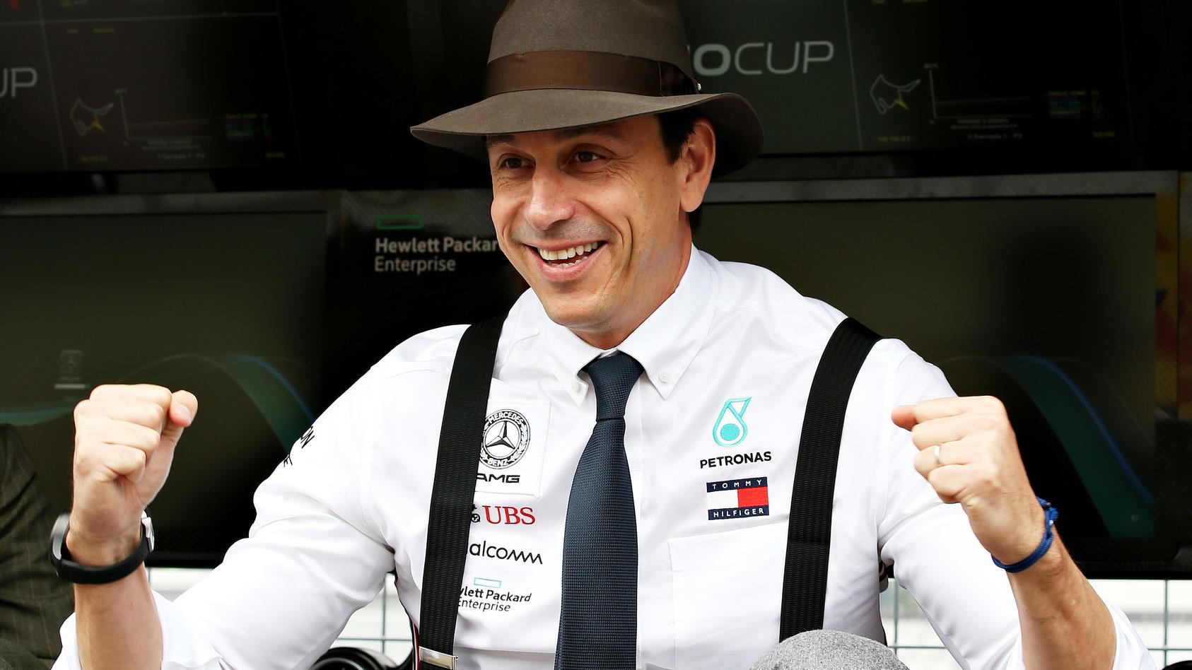 Mercedes-Teamchef Toto Wolff