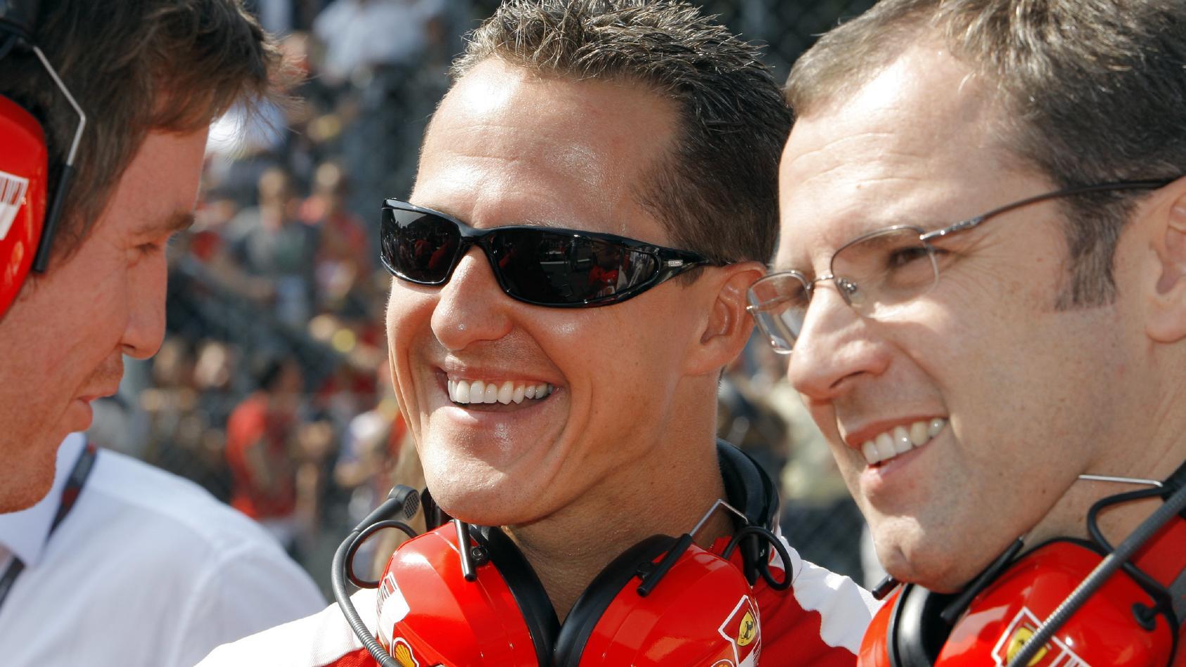 Formel 1 - GP Italien - Schumacher