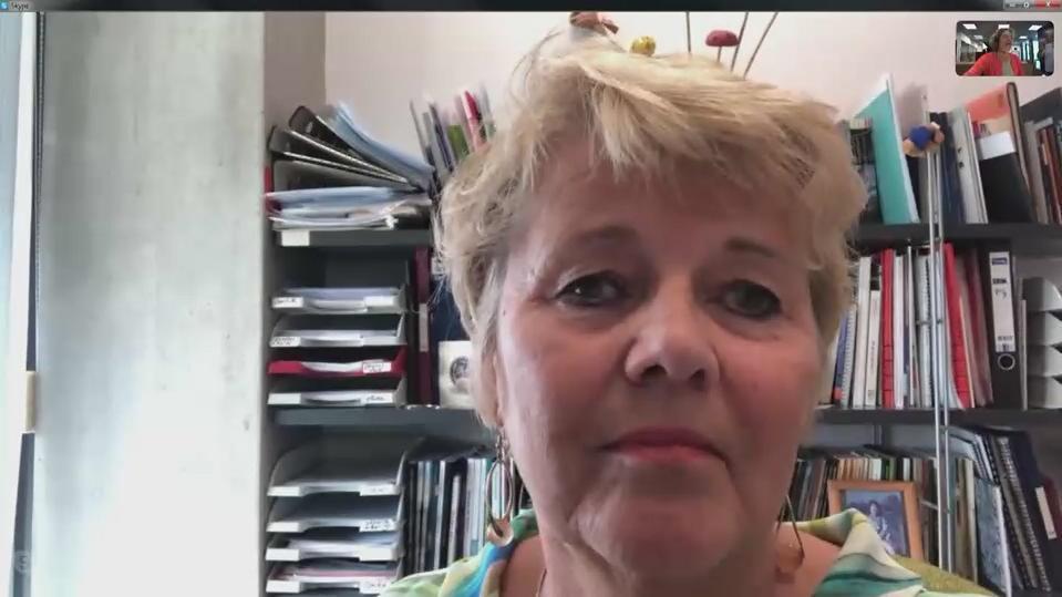 Studienleiterin Professor Dr. Eline Slagboom
