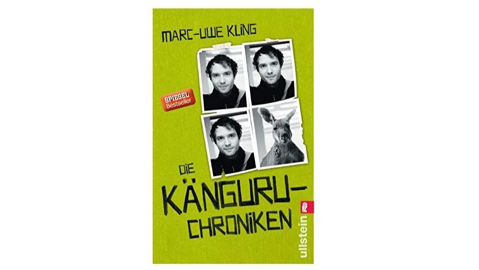 Känguru-Chroniken als Buch