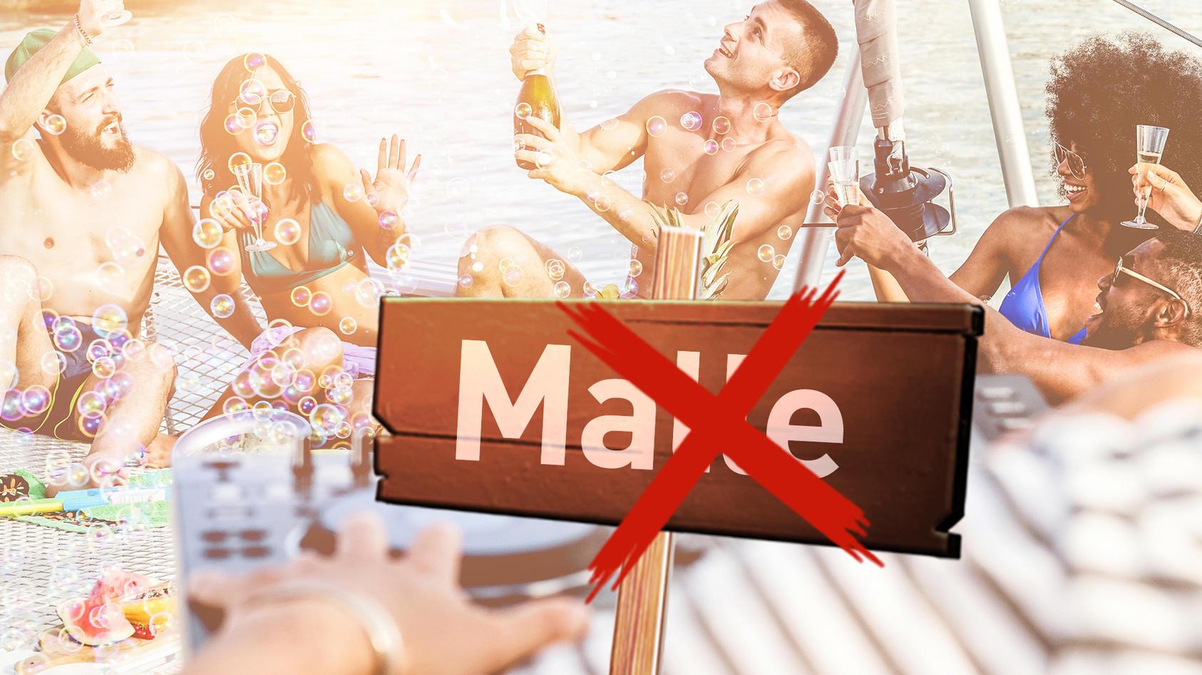 """Ist es das Ende der """"Malle-Partys"""" in Deutschland?"""