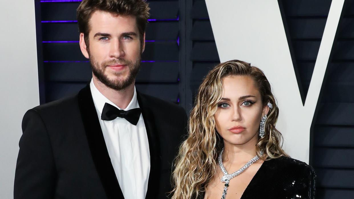 Liam Hemsworth hat bereits die Scheidung von Miley Cyrus eingereicht.