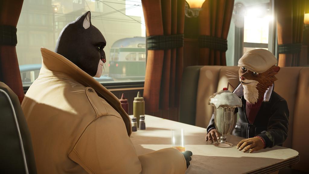 """Fans von Adventure-Games können sich auf """"Blacksad"""" freuen."""