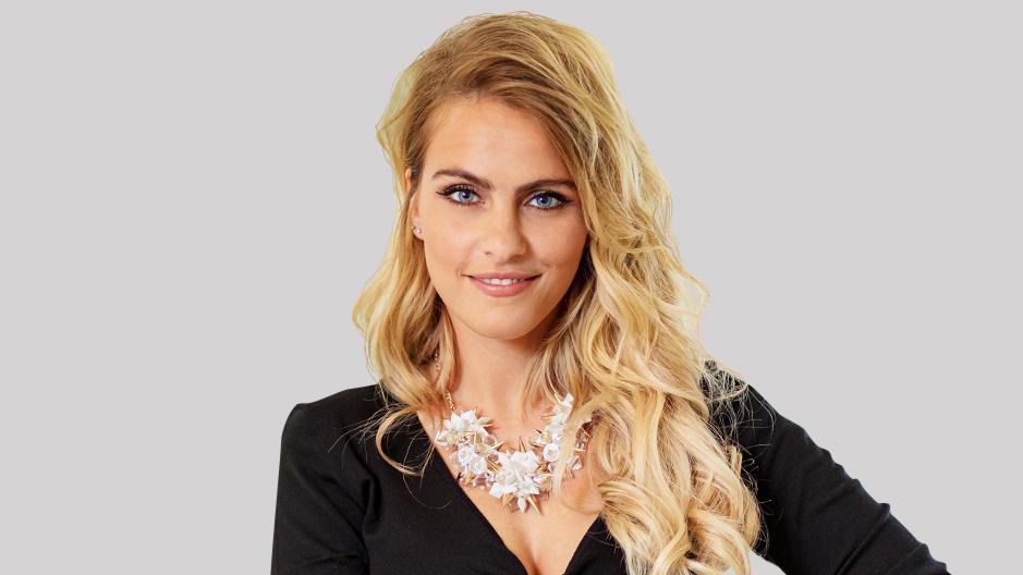 Sarah Mangione spielt Sonja Richter