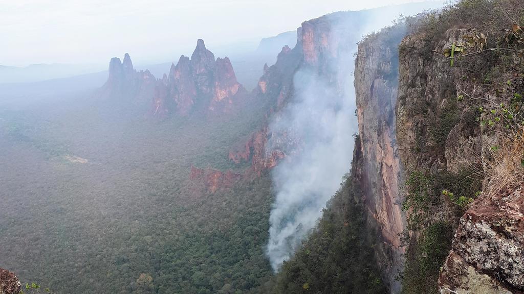 Waldbrände in Brasilien