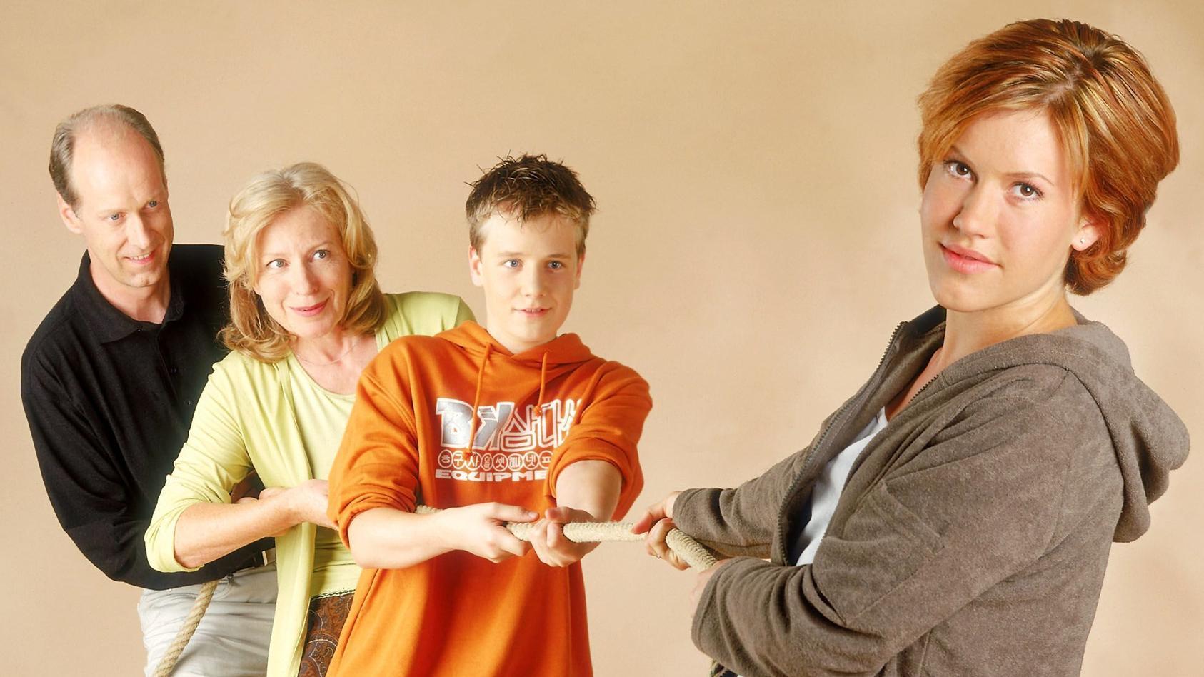 """Von 2001 bis 2009 lief """"Mein Leben & Ich"""" bei RTL"""