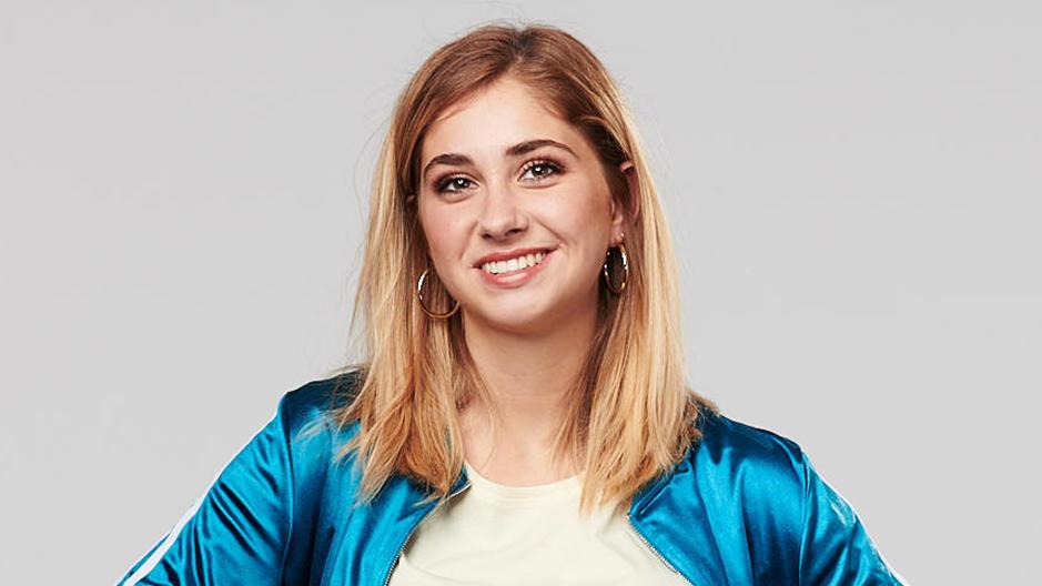 Sarah Buchholzer spielt Marie Bender