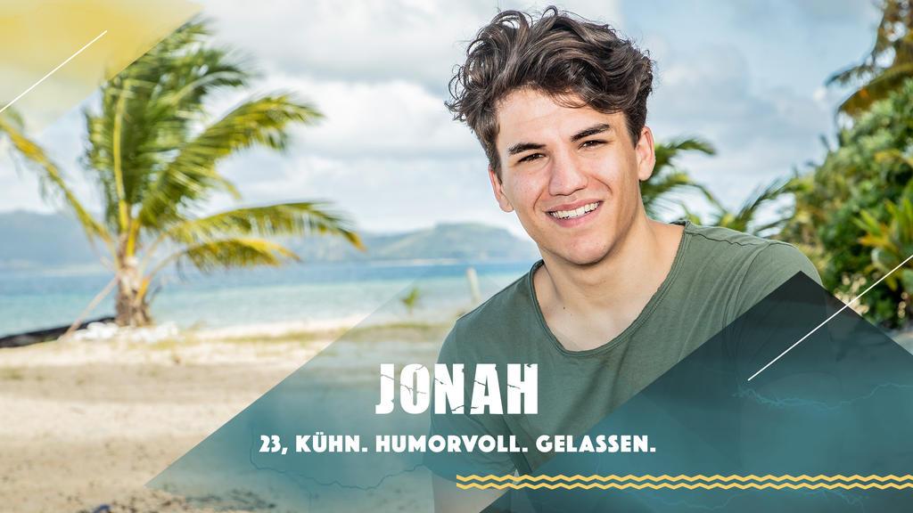 """Jonah stellt sich bei """"Survivor"""" 2019 dem härtesten Spiel der Welt."""