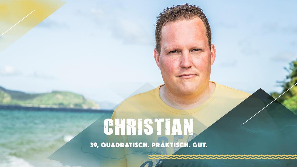 """Christian stellt sich bei """"Survivor"""" 2019 dem härtesten Spiel der Welt"""