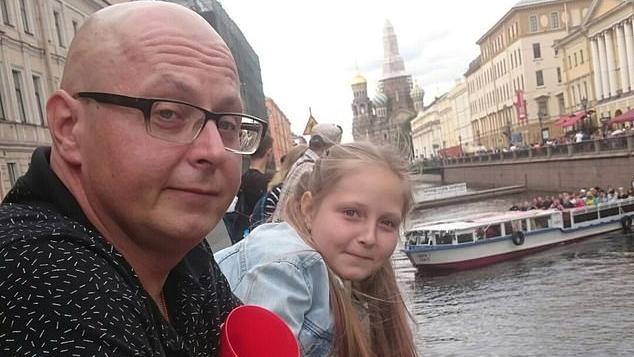 Alisa und ihr Vater
