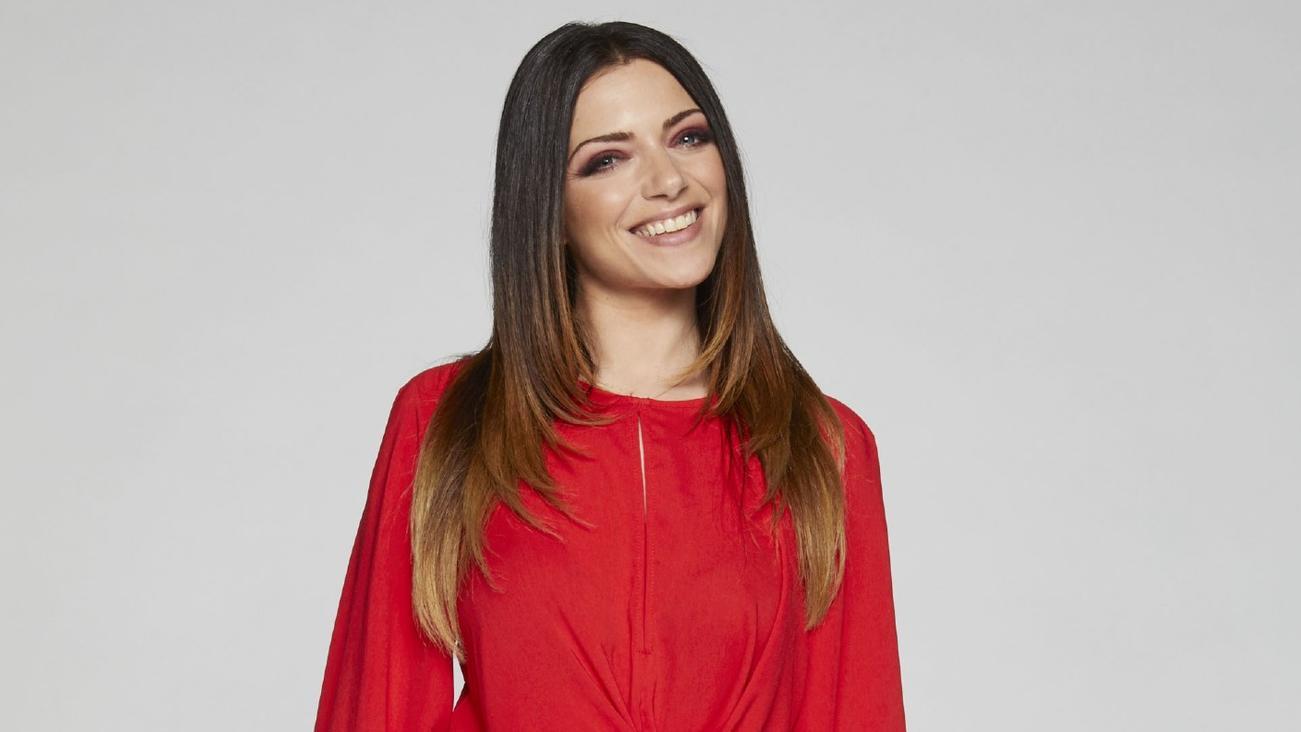 GZSZ-Star Anne Menden hat sich einen neuen Farbanstrich für die Haare gegönnt.