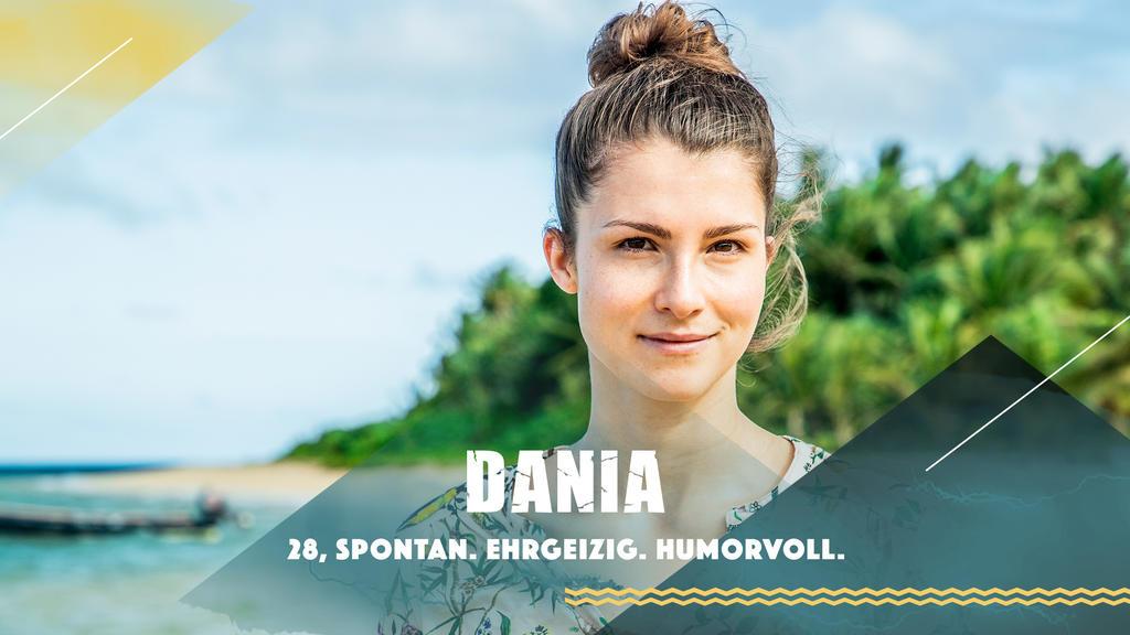 """Dania stellt sich bei """"Survivor"""" dem härtesten Spiel der Welt."""