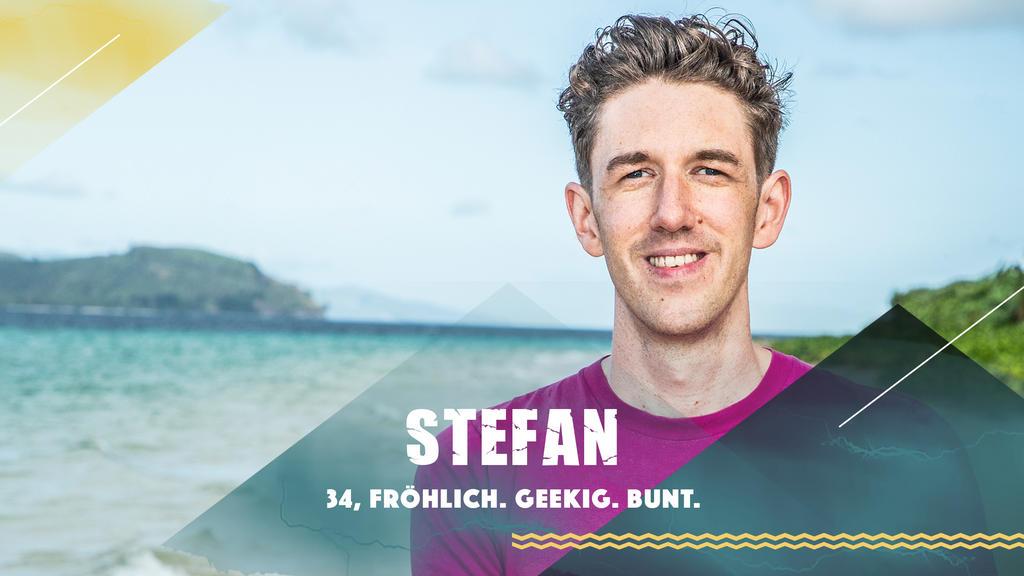 """Stefan stellt sich bei """"Survivor"""" dem härtesten Spiel der Welt."""