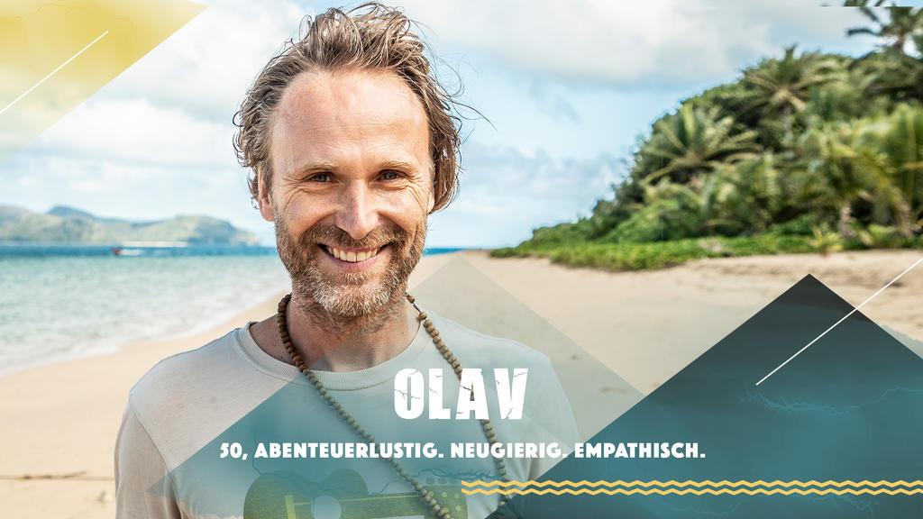 """Olav stellt sich bei """"Survivor"""" dem härtesten Spiel der Welt."""