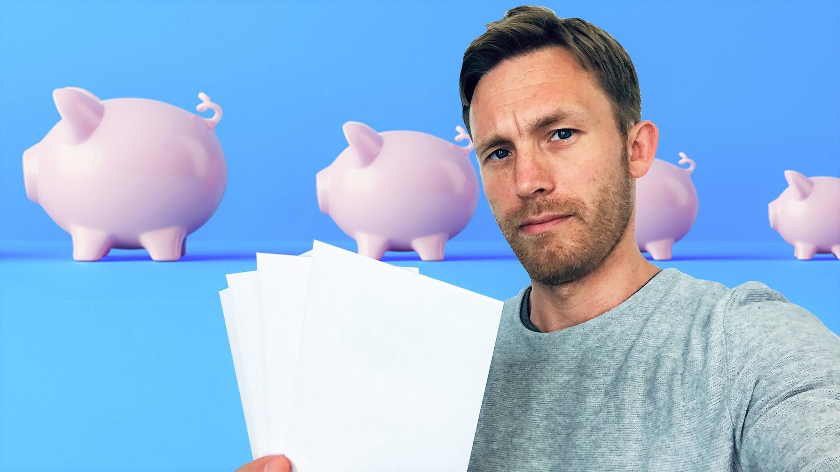 Mit der Umschlag-Methode lassen sich die Finanzen ziemlich simpel in den Griff bekommen.