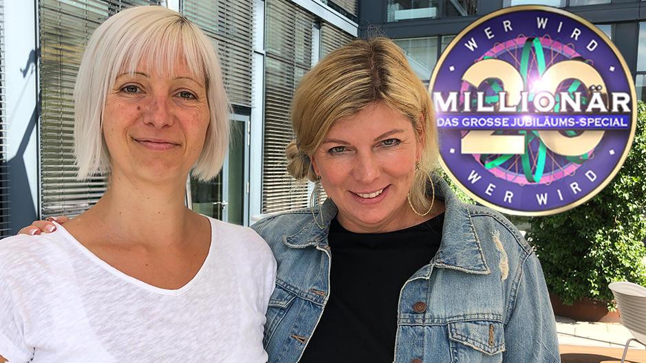 """Katharina Cramer (l.) und Anja Heinen (r.) sind verantwortlich für """"Wer wird Millionär?"""""""