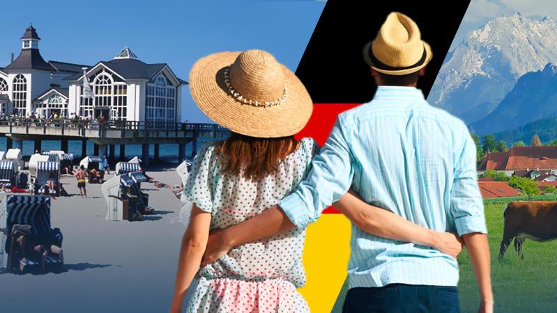 Deutschland hat viele schöne Ecken - genießen Sie sie!