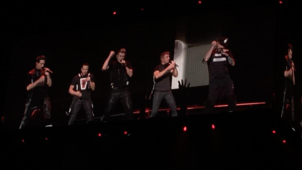 Am 20. Juni 2019 waren die Backstreet Boys in Köln.