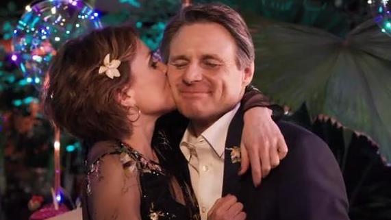 """GZSZ: Hier waren sie noch glücklich: Yvonne heiratet ihrer """"Professor"""" Gerner in Singapur."""