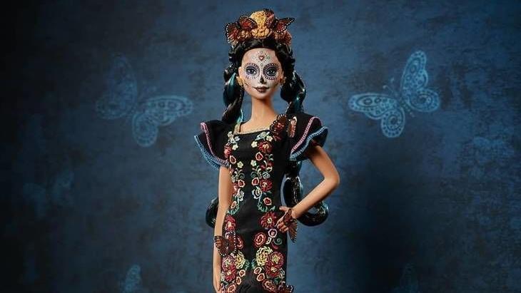 So sieht die neue Barbie aus.